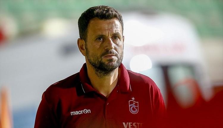 Hüseyin Çimşir'den Trabzonspor'a veda sözleri