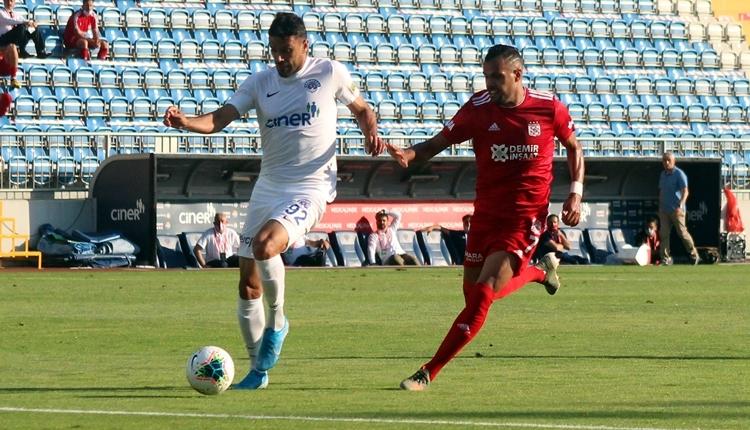 Kasımpaşa 0-0 Sivasspor maç özeti (İZLE)