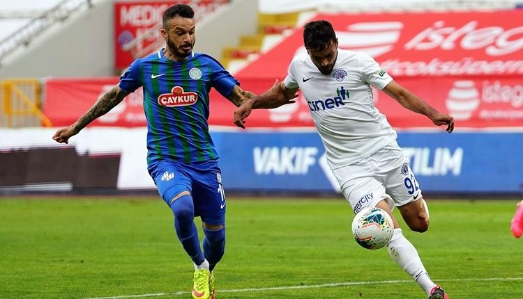 Kasımpaşa 2-0 Çaykur Rizespor maç özeti ve golleri (İZLE)