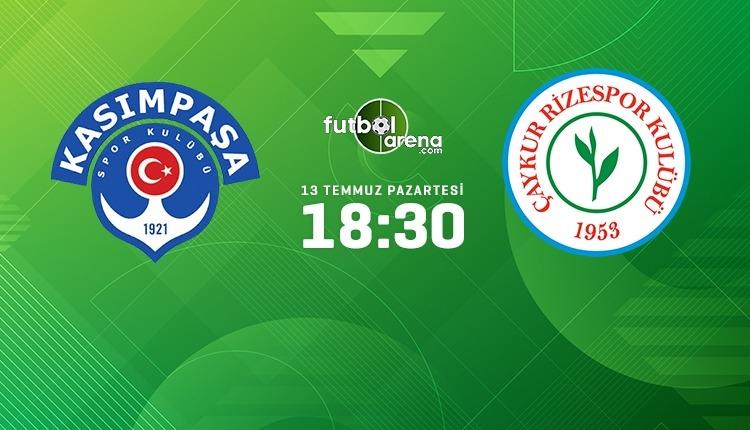 Kasımpaşa-Çaykur Rizespor canlı izle (beIN Sports 1 şifresiz ve canlı yayın)