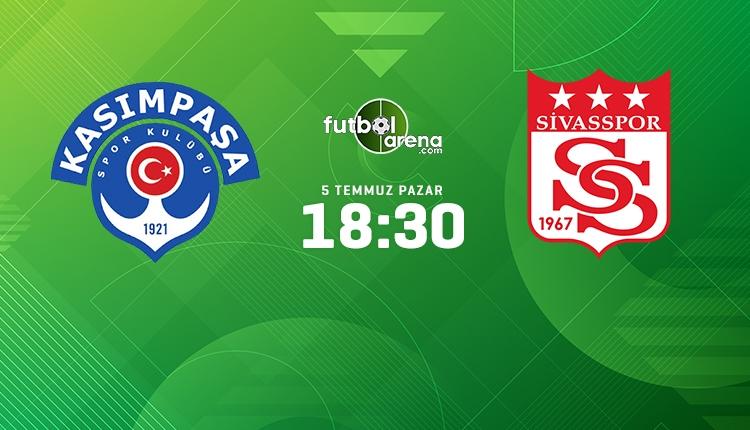 Kasımpaşa-Sivasspor canlı izle (beIN Sports 2 canlı yayın)