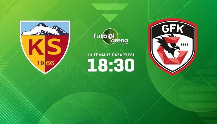 Kayserispor-Gaziantep FK canlı ve şifresiz izle (beIN Sports 2 canlı yayın)