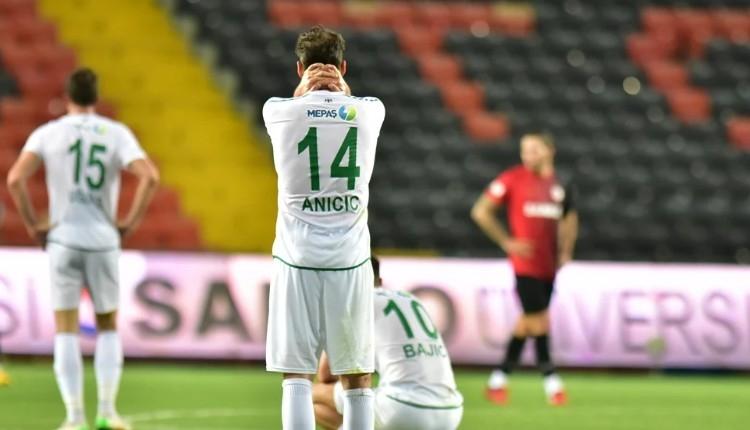 Konyaspor'dan kural hatası tepkisi!