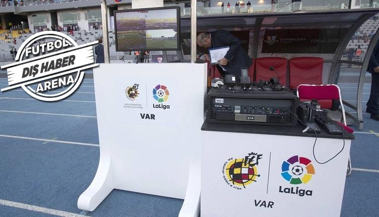 La Liga'da VAR ve hakem krizi!