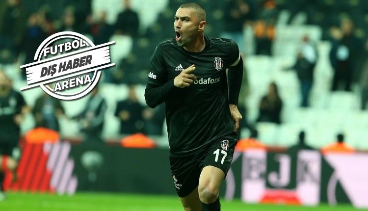 Lille'den Burak Yılmaz için transfer açıklaması