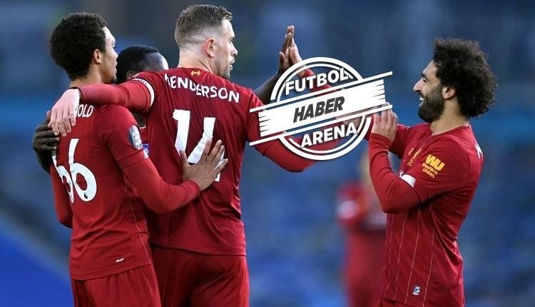 Liverpool'un deplasman hasreti bitti