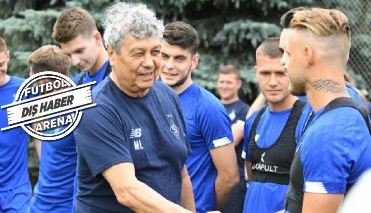 Lucescu Dinamo Kiev'de göreve başladı!
