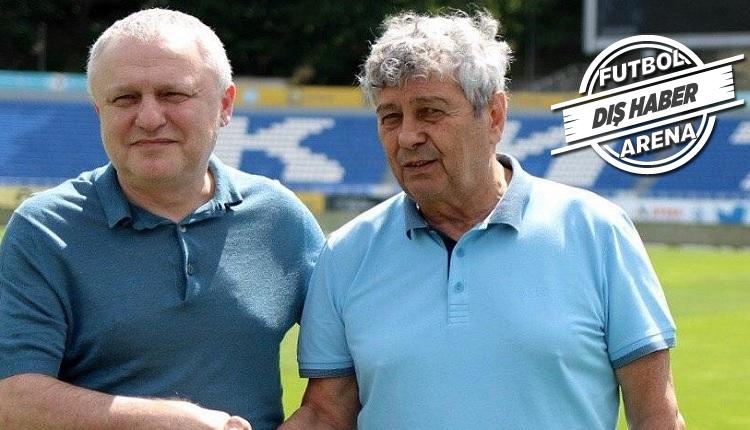 Dinamo Kiev Başkanı açıkladı: 'Lucescu görevinin başında'