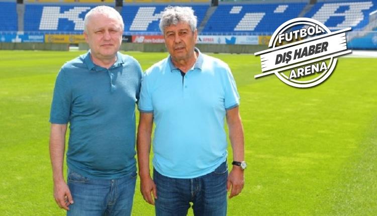 Lucescu'yu istemiyoruz! Dinamo Kiev taraftarlarından isyan