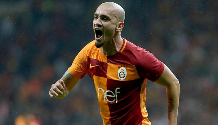 Maicon, Galatasaray'a döndü! Resmen açıkladı