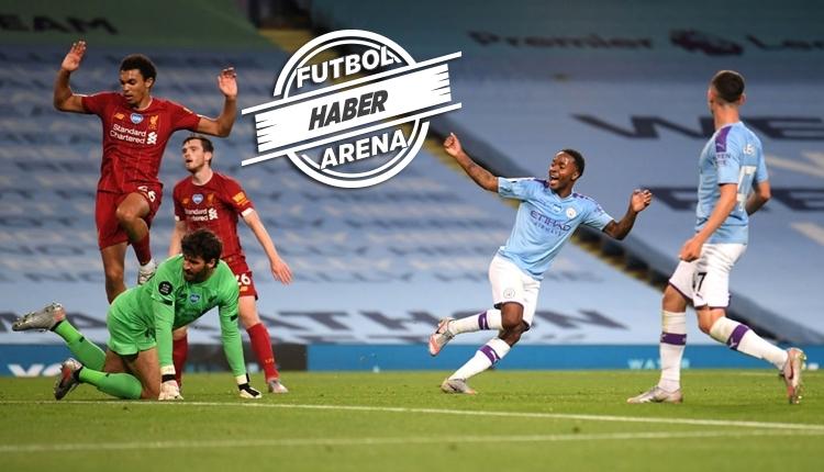 Manchester City 4-0 Liverpool maç özeti ve golleri (İZLE)