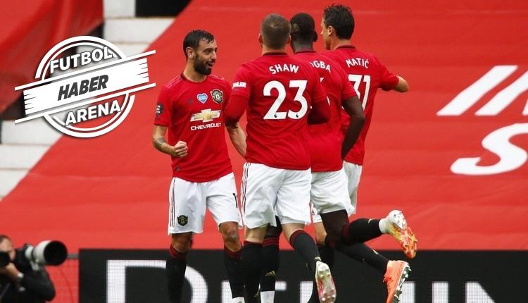 Manchester United gençleriyle tırmanıyor