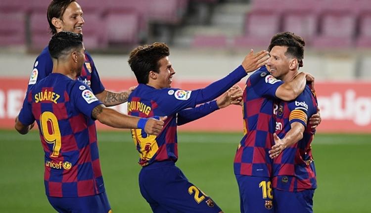 Messi 700. golünü attı (Barcelona 2-2 Atletico Madrid maç özeti)