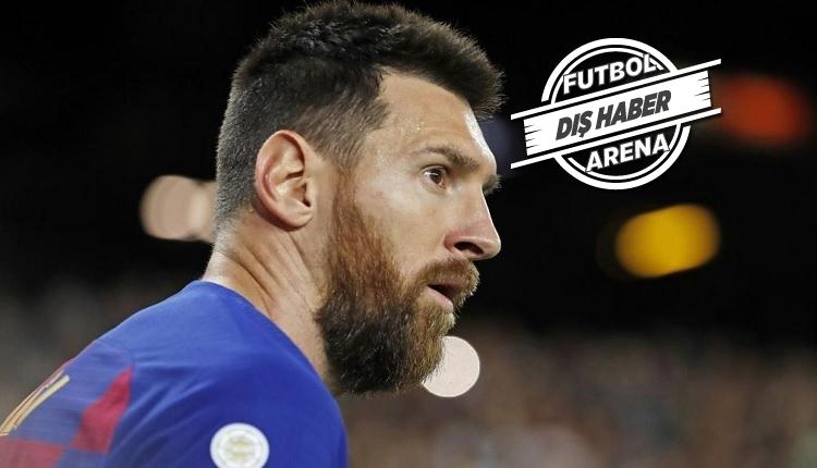 Messi'den Barcelona camiasına: Bir şeyler değişmeli