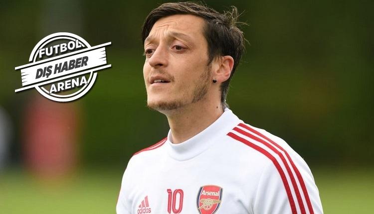 Mesut Özil için transfer iddiası! Türkiye veya ABD