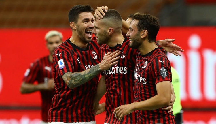 Milan 4-2 Juventus maç özeti ve golleri (İZLE)