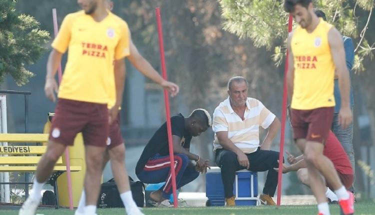 Onyekuru Galatasaray'dan ayrıldı