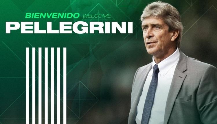 Pellegrini, Real Betis'te! Anlaşma açıklandı