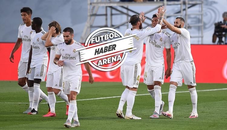 Real Madrid şampiyonluğunu ilan etti (La Liga maç sonuçları)