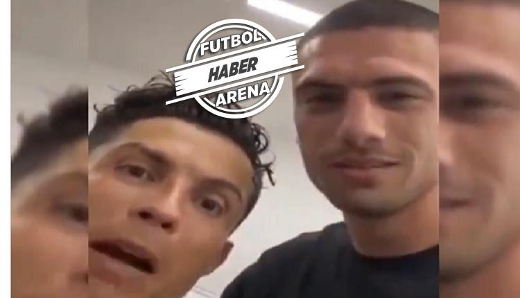 Ronaldo'dan selam: