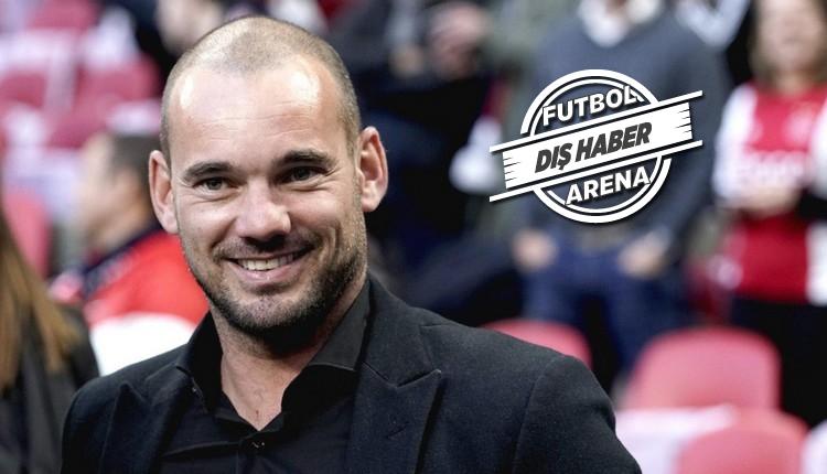 Sneijder futbola geri dönecek mi? Sürpriz teklif