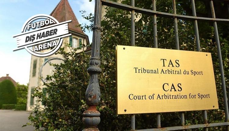 Son dakika! CAS, Trabzonspor'un itirazını reddetti