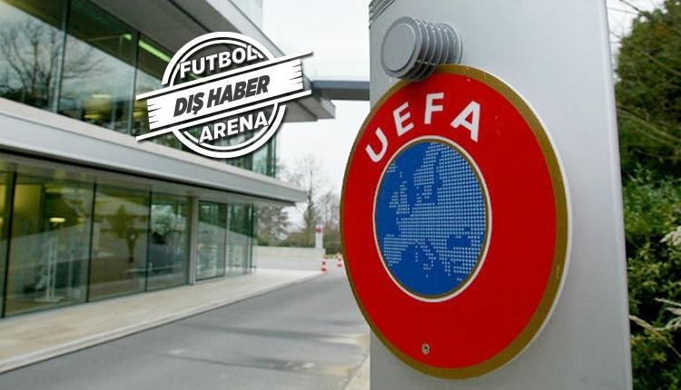 Son dakika! UEFA'dan Fenerbahçe'ye ceza