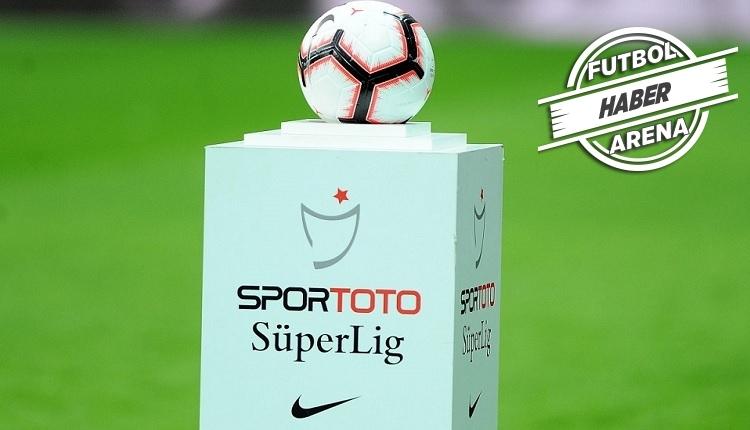 Süper Lig'de 33. haftanın programı değişti! Aynı anda 7 maç