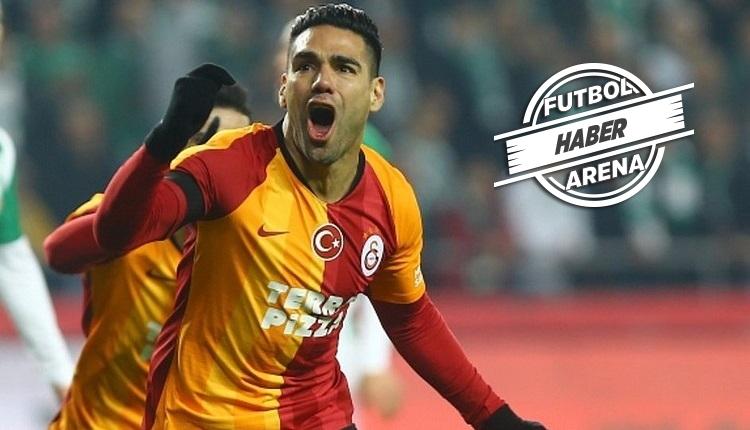 Süper Lig'de süre başına en golcü isim Falcao