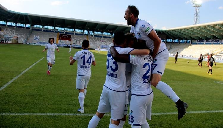 TFF 1. Lig toplu maç sonuçları (TFF 1. Lig play-off eşleşmeleri)