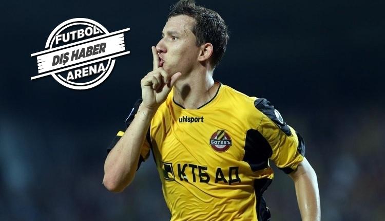 Todor Nedelev: 'Trabzonspor'dan teklif aldım'