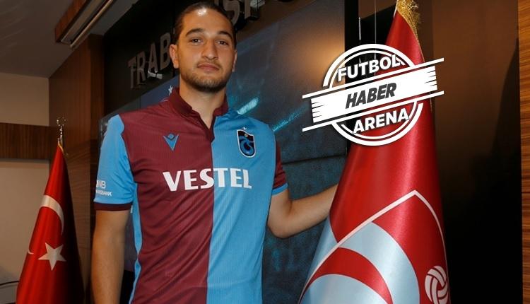 Trabzonspor, kaleci Muhammet Taha Tepe'yi transfer etti