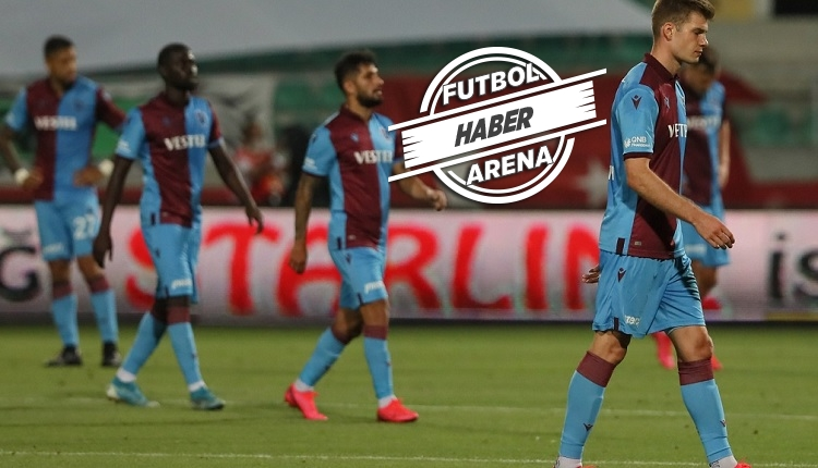 Trabzonspor'a 3 soru:
