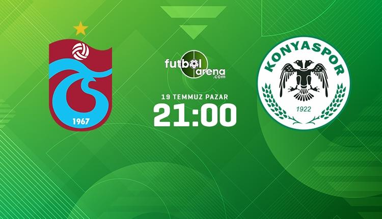 Trabzonspor-Konyaspor canlı izle, Trabzonspor-Konyaspor şifresiz İZLE (Trabzonspor-Konyaspor beIN Sports 2 canlı ve şifresiz İZLE)