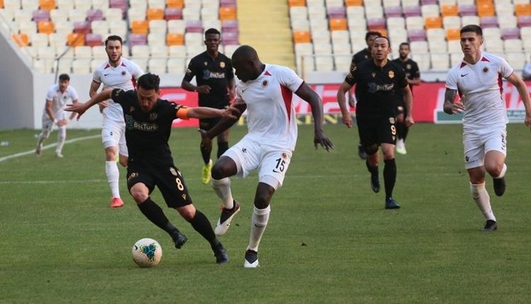 Yeni Malatyaspor 0-0 Gençlerbirliği maç özeti (İZLE)