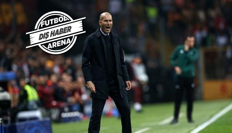 'Zidane'ın kaderini Galatasaray maçı değiştirdi!'