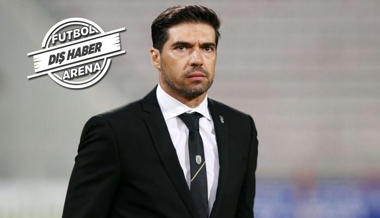 Abel Ferreira'dan oyuncularına: 'Beşiktaş'a dikkat edin!'