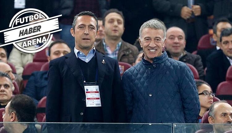 Ahmet Ağaoğlu ve Ali Koç Novak transferinde noktayı koydular