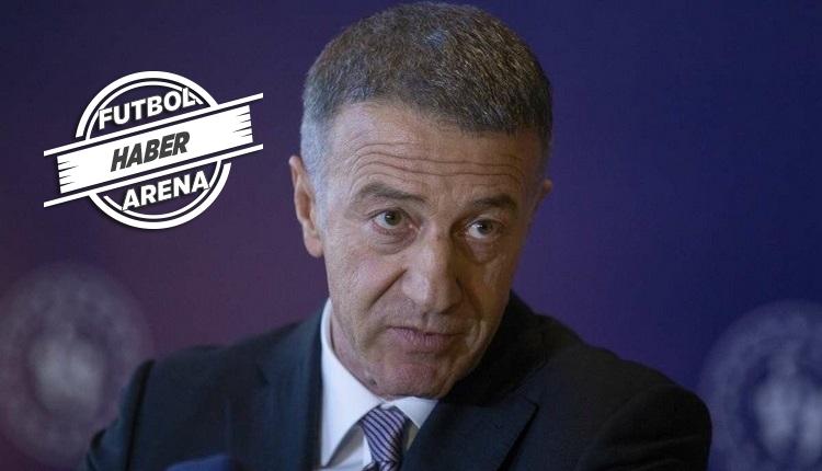 Ahmet Ağaoğlu'ndan transfer müjdesi