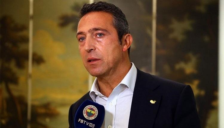 Ali Koç'tan teknik direktör ve transfer açıklaması