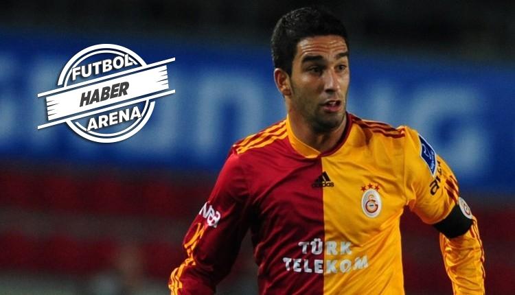 Arda Turan, Galatasaray'da! Anlaşma sağlandı