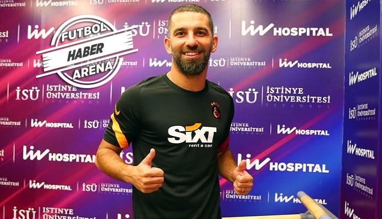 Arda Turan transferi KAP'ta! İşte yıllık alacağı ücret