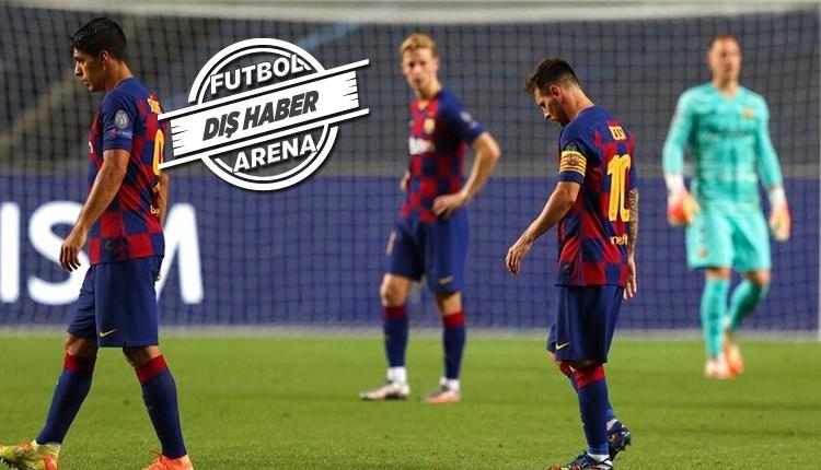 Barcelona'da deprem! Messi'nin şartları ve erken seçim