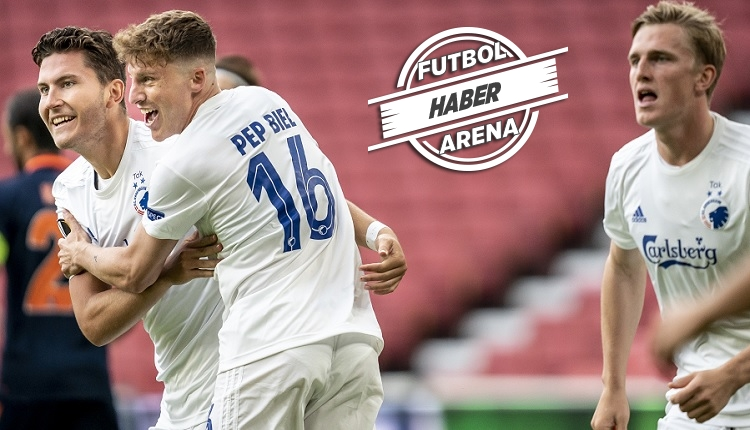 Başakşehir'den Avrupa'ya veda! (Kopenhag 3-0 Başakşehir İZLE)