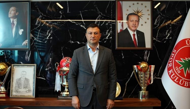 Başkan açıkladı! 'Beşiktaşlı Utku Yuvakuran ile anlaştık'