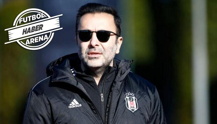 Beşiktaş Asbaşkanı Emre Kocadağ'dan forvet ve sağ bek müjdesi