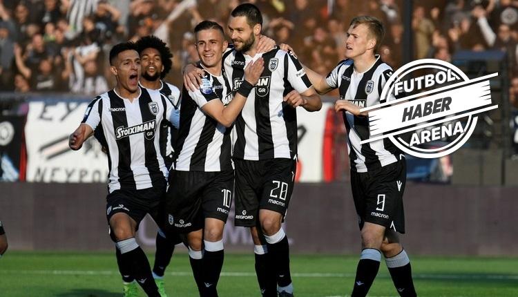 Beşiktaş'ın rakibi PAOK'u yakından tanıyalım