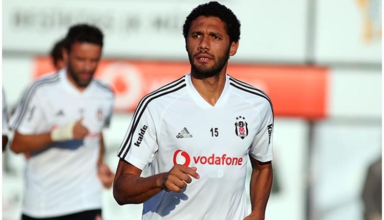 Beşiktaş'tan Elneny kararı! Görüşmeler başladı