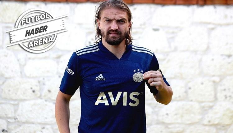 Caner Erkin: 'Fenerbahçe'yi dönmeyi çok istiyordum'