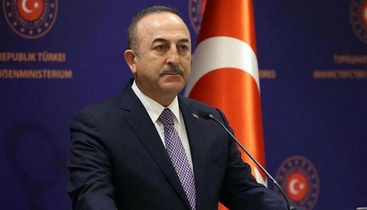 Dışişleri Bakanı Mevlüt Çavuşoğlu'ndan Beşiktaş'a destek